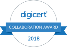 DigiCert Collaboration Award